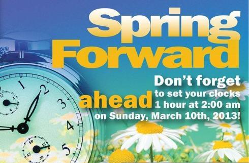 Spring Forward 2013