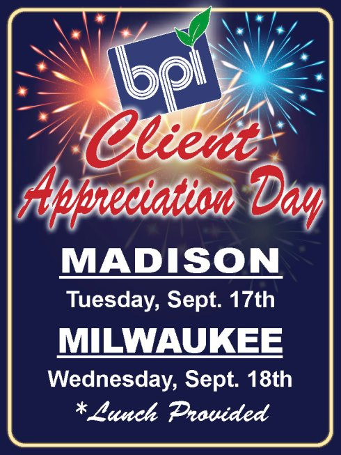 Client Appreciation Day